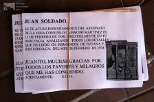 Leyenda de Juan soldado