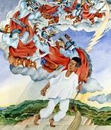 Leyenda del tajin y los siete truenos