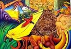 Leyenda del maya y su tristeza